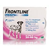 Frontline Spot On Lge Dog 20kg - 40kg 6 Pipettes