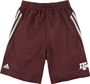 Buy adidas Texas A&M Aggies Youth Adi-Zero Basketball Shorts by adidas