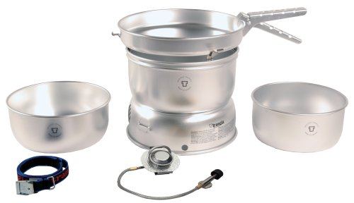 Trangia 25 Cookset With Gas Burner