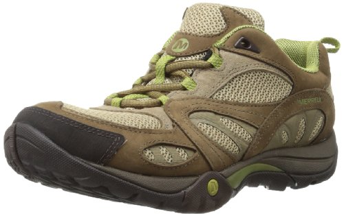 Merrell Women's Azura Hiking Shoe,Kangaroo,8.5 W US