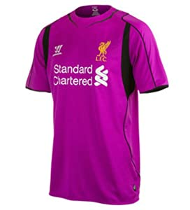 2014-15 Liverpool Home Warrior Goalkeeper Shirt from Warrior Sports