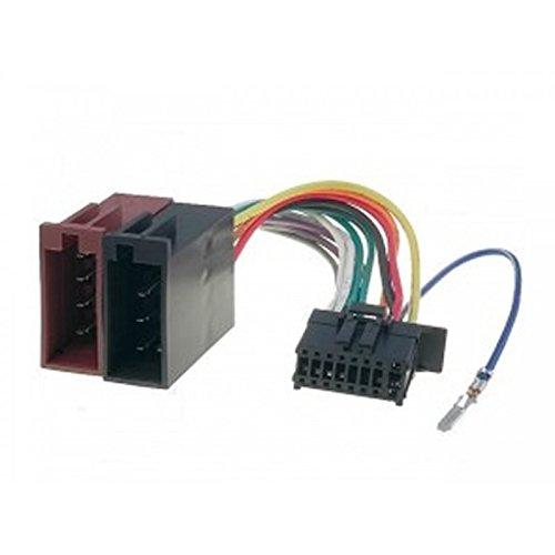 Adapterkabel-ISO-fr-Autoradio-Takara-16-Pin-Anschluss