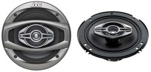 Jvc Jvc Cs-Hx638 16Cm 3-Way Coaxial Speaker 250 W Max