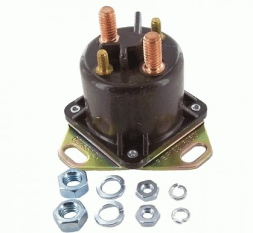Glow Plug Relay Solenoid Fits Ford F-Series, E-Series, & Excursion (Ford Relay compare prices)