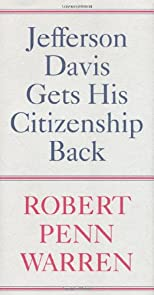 Jefferson Davis Gets His Citizenship Back