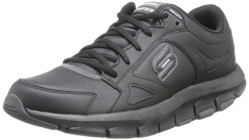 Skechers Performance - Shape Up Liv-Now, Scarpe da trekking uomo, color Nero (Bbk), talla 42