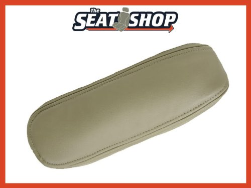 00 01 02 03 04 05 06 Ford F250/F350/Excursion Med Parchment Arm Rest Cover LH/RH (06 Ford Seat Covers compare prices)