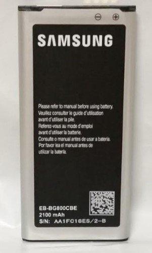 Samsung EB-BG800CBE Battery for Samsung Galaxy S5 Mini - 2100 mAh (Samsung Galaxy Mini S5 Original compare prices)