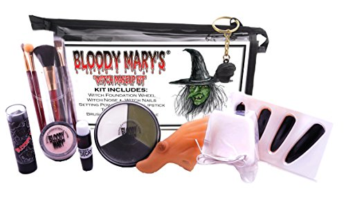 Bobbie Weiner Witch Professional Character Makeup Kit