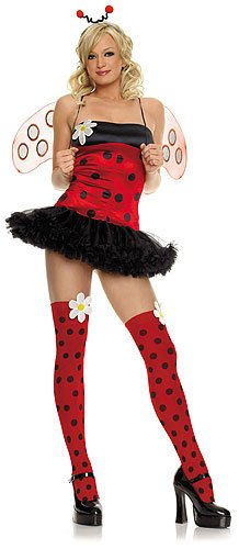 Daisy Bug Costume - Small/Medium - Dress Size 4-8