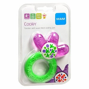 Mam Cooler Teether 4+ Months, 1 Each - 1