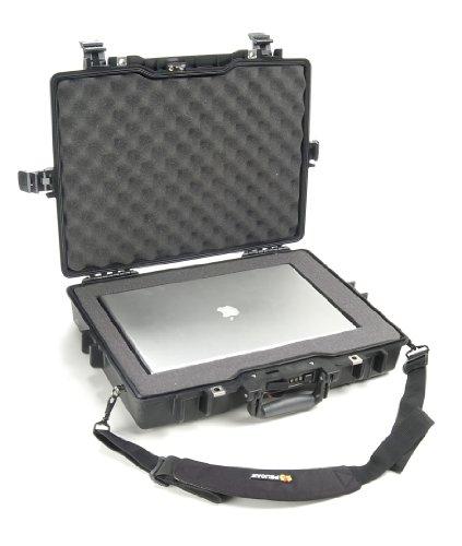 Pelican 1495 Case with Foam for Camera (Black)