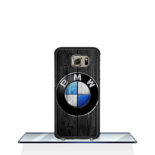 BMW - [ Car ] SamsungS6Edge Schutzhülle HülleCase BMW Dauerhaft GalaxyS6Edge Case Cover BMW SamsungGalaxyS6Edge Telefon-Kasten HülleCase für Jungen