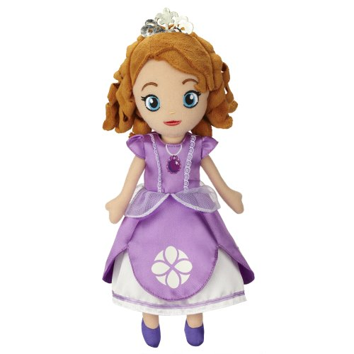 Sofia the First Soft Doll - 1