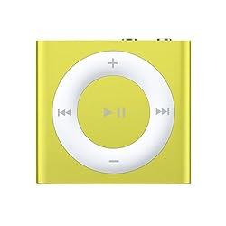 Apple 2GB iPod Shuffle (Yellow)