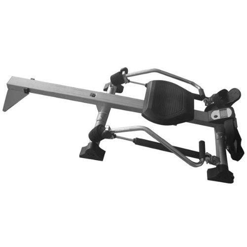 AsViva Rudergerät Rower Cardio IX, schwarz/grau, 180109