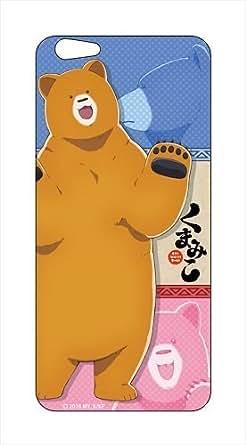 くまみこ クマ井 ナツ iPhone6カバーステッカー