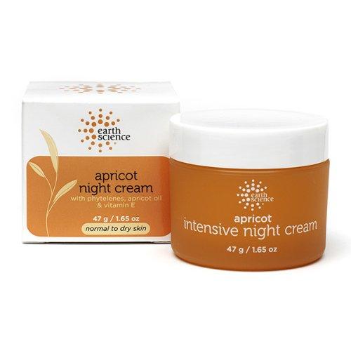 Apricot Intensive Night Cream, 1.65Oz