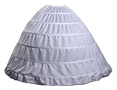 Fanhao Hoop Skirt Wedding dress Bridal Petticoat/Underskirt/Crinoline/Slip