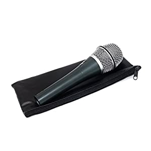 TRAMO® TR87 Professional Classic-style Super-cardioid Dynamic Beatbox Battle Microphone by TRAMO
