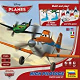 Zvezda 1/100 Disney Planes High Pilotage Starter Game Set # 2160