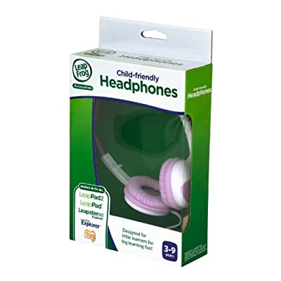 LeapFrog Explorer Headphones (Pink)