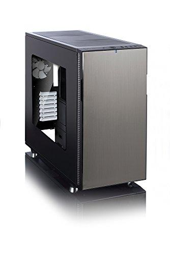 Fractal Design Define R5 Titanium grey Window side panel ミドルタワーPCケース CS4995 FD-CA-DEF-R5-TI-W