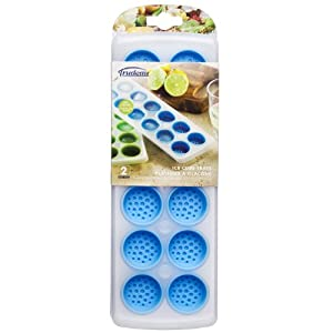 Trudeau 970118 Ice Cube Trays, Set Of 2