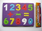 FOAM NUMBERS PUZZLE