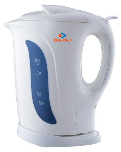 Bajaj 1-Litre 1200-Watt cordless Kettle