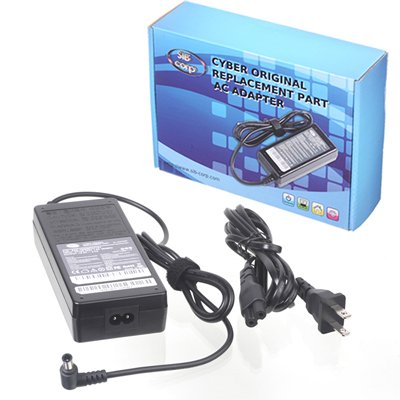 Click to buy Sib-Corp® AC Power Adapter Charger for Sony Vaio VGN-CS390DDB VGN-CS390J VGN-FE11M VGN-FE31M VGN-FE48E VGN-FE48M VGN-FE680G VGN-FE690G VGN-FE690P/B VGN-FE865E/H VGN-FE870E/H VGN-FJ150/W VGN-FS15GP VGN-FS15SP - From only $38.99