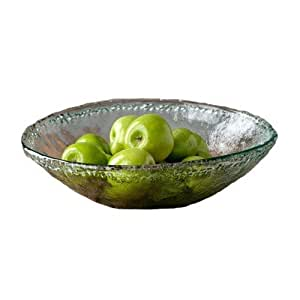 Shiraleah Rustic Round Serving Bowl