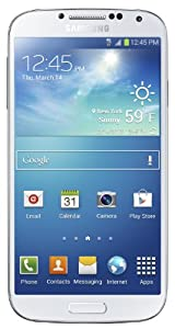 Samsung Galaxy S 4 4G Android Phone, White Frost (AT&#038;T)
