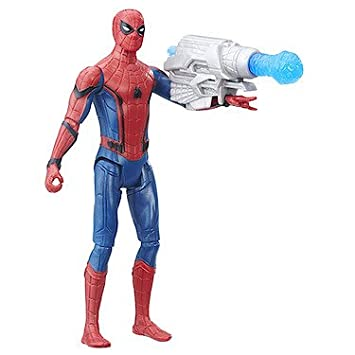 Marvel – Spider-Man : Homecoming – Spiderman – Figurine Articulée 15 cm