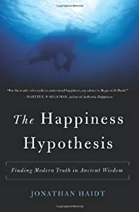 Cover of &quot;The Happiness Hypothesis: Findi...