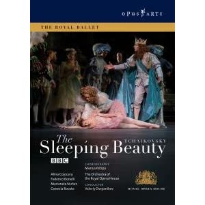 Tchaikovsky: The Sleeping Beauty (The Royal Ballet) courtsey of amazon.com