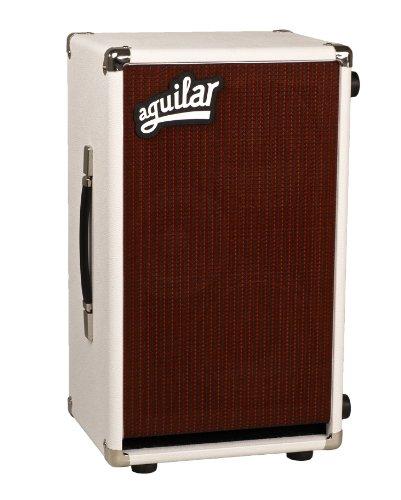 Aguilar DB 285 JC Bass Cabinet, 4 Ohm, White Hot