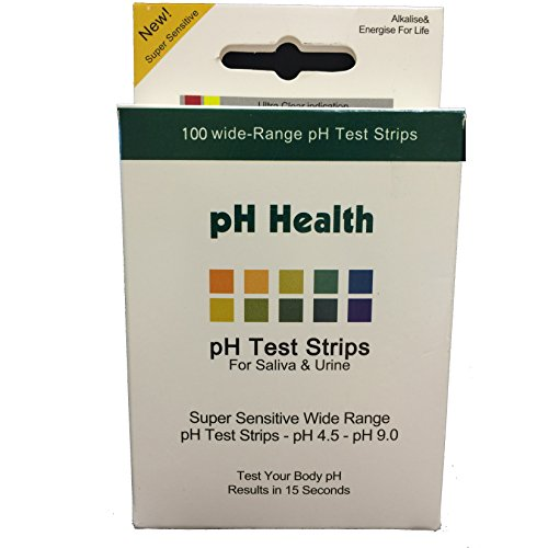 pH Test Strips - How to Test Your Health - Step by Step