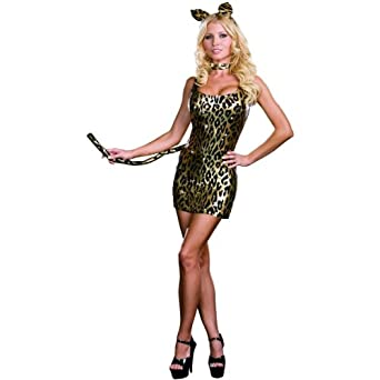 Women's Costume Starter Kitty Kit (As Shown;One Size)