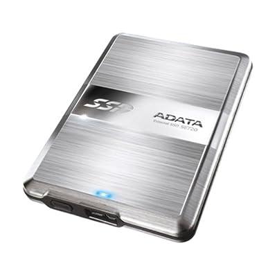 128GB AData DashDrive Elite SE720 Portable External SSD Drive (USB3.0)