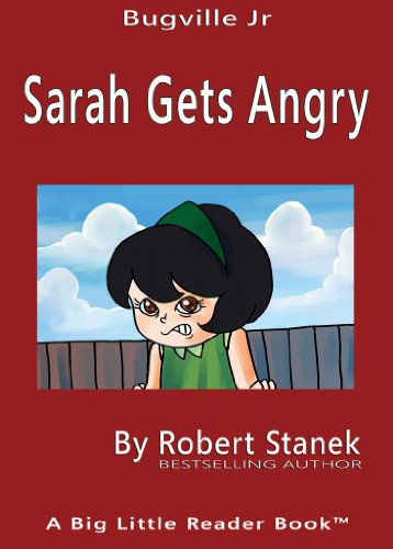 Sarah Gets Angry. A Sight Words Picture Book PDF