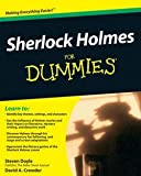 img - for Steven Doyle: Sherlock Holmes for Dummies (Paperback); 2010 Edition book / textbook / text book