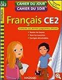 Cahier du jour/cahier du soir français ce 2