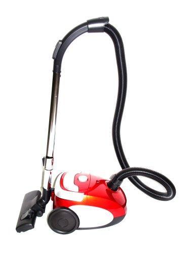 Atrix Ahsc-1 Lil Vacuum Cleaner, Red