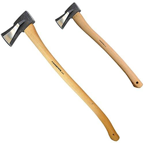 "Condor Tools & Knives Splitting German Style Axe, 6 1/8"" x 3 1/8"""