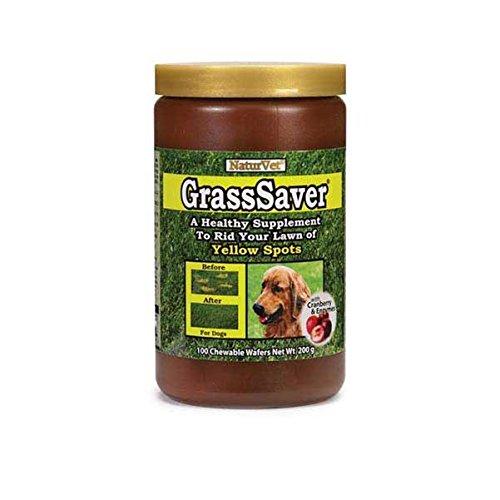 Naturvet Grasssaver Chewable Wafers 300/Pk