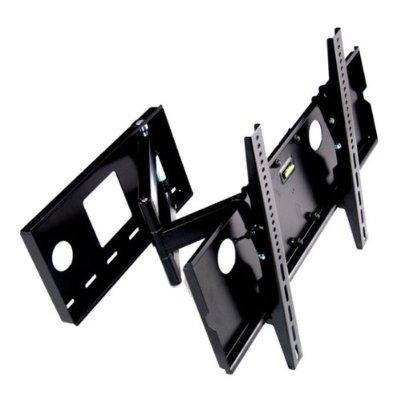 "Mount World 1212 Universal Tilt And Swivel Articulating Arm Corner Wall Mount (25"" Extension) For Vizio 32"" 37"" 40"" 42"" 46"" 47"" Lcd Gv42Lf Gv46L Gv46Lf L32 L42 P42 Sv420Xvt Sv470Xvt Veco320L Vo32L Vo37L Vo37Lf Vo42Lf Voj370 Vp322 Vp42 Vp423 Vs370 Vs42Lf V"