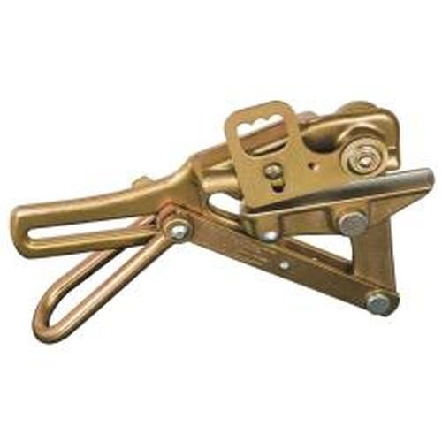 Klein Tools 1656-40H Chicago Grip-With Hot-Line Latch For Bare Conductors