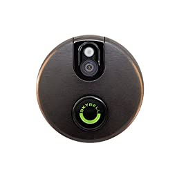 SkyBell Wi-Fi Video Doorbell Version 2.0 Classic (BRONZE)