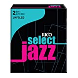 "Select Jazz unfiled Bl�tter f�r Altsaxophon St�rke 2 Soft (10 St�ck)von ""D'Addario"""